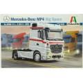 Mercedes-Benz MP4 Big Space, 1:24 Italeri