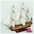 """Corabie din lemn """"La Flore"""" Constructo, 75 cm lung..."""