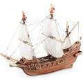Corabie din lemn Golden Hind Constructo 53,5 cm lungime