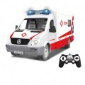 Double Eagle: Ambulanta Mercedes cu sunet si lumina 1:18, 2....