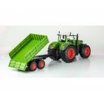 Tractor Fendt 1050 Vario cu Telecomanda si remorca 1:16 2,4Ghz Carson