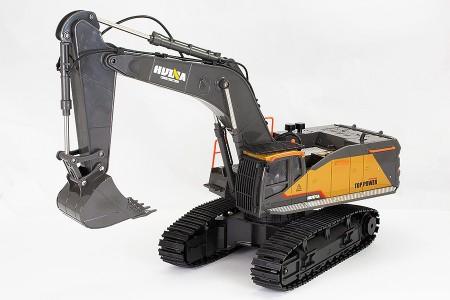 Huina-1592 Excavator metalica cu radiocomanda 1:14 2.4GHz