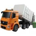Camion Mercedes-Benz Arocs de transport gunoi cu radiocomand...