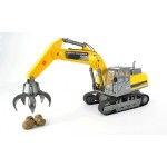Hobby Engine: Tracked Excavator with Claw Premium RTR 1:12 2.4GHz - Pure
