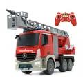 Masina de pompieri Mercedes-Benz Antos 1:20 2,4Ghz Jamara