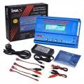 Incarcator digital Imax B6 6A/80W + alimentator curent 15V 6...