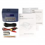 Incarcator profesional SkyRC e680 AC/DC LiPo 1-6s 10A 80W