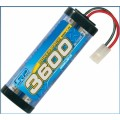 Acumulator LRP POWER PACK 3600mAh, 7,2V NiMh