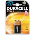 Baterie Duracell plus 9V 1buc.