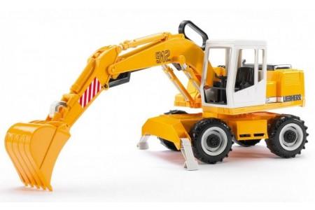 Excavator Liebherr 912 BRUDER