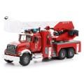Masina de pompieri MACK Granite cu pompa de apa BRUDER
