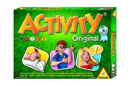 Joc de societate Activity Original Piatnik in limba maghiara