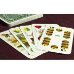 Carti Unguresti Premium din carton, 33 carti/cutie