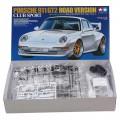 Tamiya 1/24 Porsche 911 GT2 Road Version Club Sport, macheta...