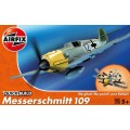 Messerschmitt 109 - QUICK BUILD