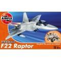 F22 Raptor - QUICK BUILD