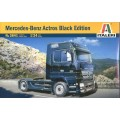 Mercedes-Benz Actros Black Edition, Italeri 1:24