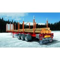 TIMBER TRAILER Italeri 1:24