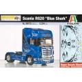 Scania R620 Blue Shark 1/24