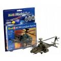Macheta elicopter AH-64D Longbow Apache, 64046 Revell