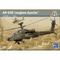 Macheta 1/48 AH-64D Longbow Apache Italeri