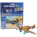 Macheta avion Revell Hawker Hurricane Mk.II 1:72