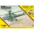1/72 Macheta AH-64D Longbow Apache, 872091 Mirage Hobby
