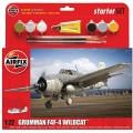 Airfix A55214 Grumman F4F-4 Wildcat 1:72
