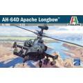 1/72 Macheta AH-64D Apache Longbow Italeri