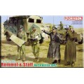 Macheta soldati Rommel & Sraff North Africa 1942, 1:35 ,...