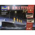 Set R.M.S. Titanic 1/700 si 1/1200, Revell