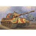 Macheta tanc Revell, Tiger II Ausf. B 1:72