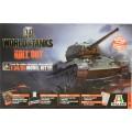Macheta tanc T-34/85 1:35 WORLD OF TANKS