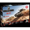 Macheta tanc CRUSADER III, 1:35 WORLD OF TANKS