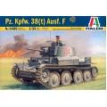 Macheta tanc Kpfw. 38(t) Ausf. F  - 1:35