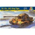 1/72 Macheta tanc Sd. Kfz. 182 King Tiger, Italeri