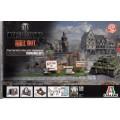"""Set diorama """"Himmelsdorf"""" 1:35 WORLD OF TANKS"""