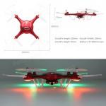 Drona Syma X5UW 2,4GHz camera video FPV Wi-Fi