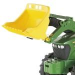 Tractor cu pedale Rolly Toys, John Deere 7930 cu incarcator frontal