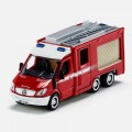 Masina de pompieri Mercedes -Benz Sprinter 6x6  SIKU metal 1...
