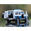 Masina metalica Mercedes-AMG G65 politia federala Siku 1:50