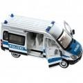 Microbuz de politie Mercedes Sprinter, SIKU metal scara 1:50