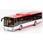 Autobuz RATP City verde 1:50 SIKU metal