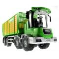 Joskin Cargo-TRACK with loader wagon metalic, Siku 1:32