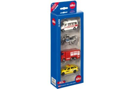 Set vehicule de salvare Austria, Siku