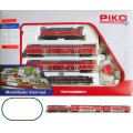 Start Set PIKO H0 57150 Locomotiva electrica si set vagoane ...