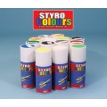 Spray acrylic pentru Styrofoam si ABS